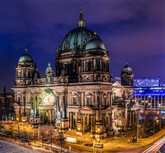 Picture no: 10873022 Berliner Dom Ultrapanorama OHNE Rauschen Created by: Jean Claude Castor