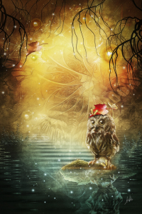 Picture no: 10876376 magic owl Created by: greenfeed