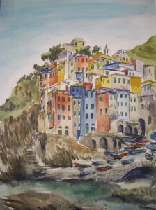 Picture no: 10897662 Cinque Terre Created by: max-art