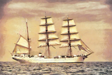Picture no: 10899472 Gorch Fock Created by: FotoDeHRO