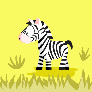 Picture no: 10908007 Zebra Welttiere Created by: Michaela Heimlich