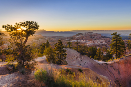 Picture no: 10914619 Warm light in Bryce Canyon Created by: DenisFeiner