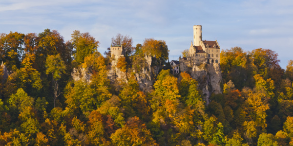 Picture no: 10923503 SCHLOSS LICHTENSTEIN Created by: dieterich