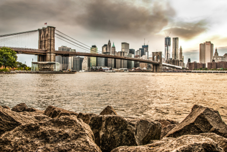 Picture no: 10939489 New Yorks Skyline Created by: hannes cmarits
