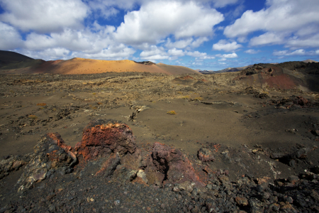 Picture no: 10951435 Timanfaya Vulkan Feuerberge auf Lanzarote Created by: danielgiesenphotography