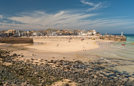 Picture no: 10951795 Südengland St. Ives Created by: Nordbilder