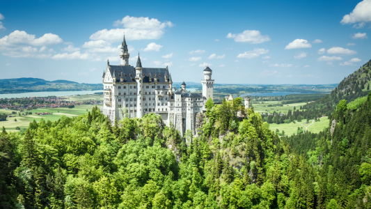 Picture no: 10953907 Neuschwanstein Created by: magann
