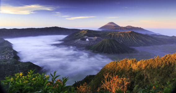 Picture no: 10962413 Sunrise at Mount Bromo Java, Indonesia Created by: kossity