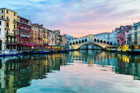 Picture no: 10964221 Sonnenaufgang in Venedig Created by: Mapics