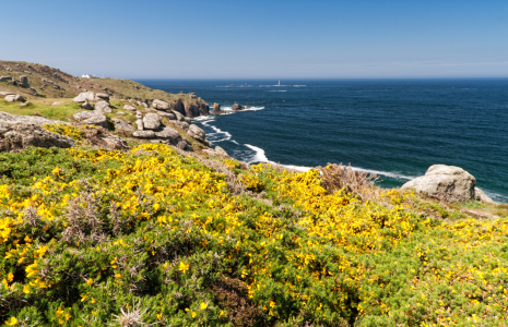 Picture no: 10964855 Land`s End Cornwall Created by: Nordbilder