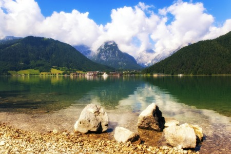 Picture no: 10965221 Achensee im Sommer in TOP QUALI ! Created by: wompus