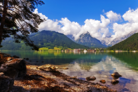 Picture no: 10968054 Tirol - Achensee im Sommer Created by: wompus