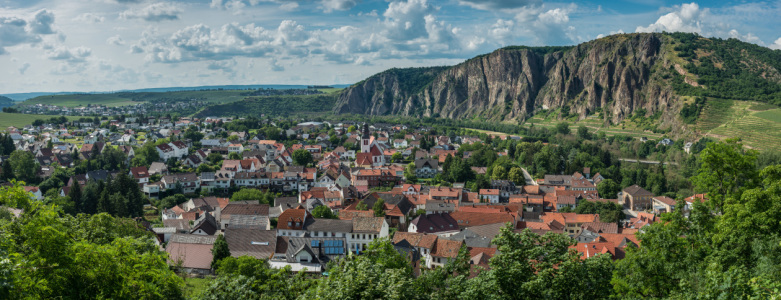 Picture no: 10972412 Stadt Ebernburg mit Rotenfels Created by: Erhard Hess