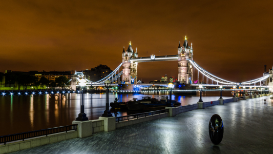 Picture no: 10977036 London - Tower Bridge Created by: deepermindvision