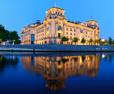 Picture no: 10980720 Reichstag in Berlin Created by: Christian Draghici