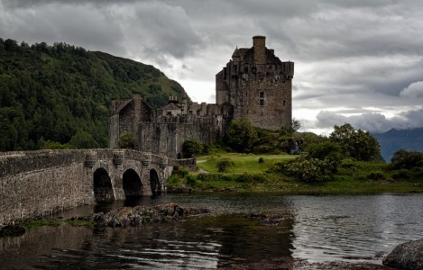 Picture no: 10989528 Eilean Donan Castle Created by: Schottlandbilder