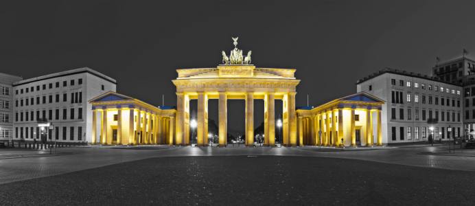 Picture no: 11006084 Brandenburger Tor in Berlin Created by: Christian Draghici