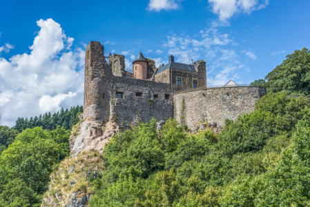 Picture no: 11012220 Schloss Oberstein Created by: Erhard Hess