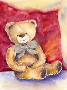 Picture no: 11014022 Teddy Created by: JitkaKrause