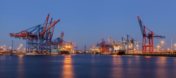 Picture no: 11022425 Hamburger Hafen Created by: Klaus Kehrls