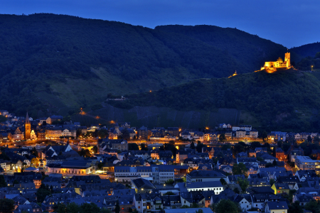 Picture no: 11028689 Gute Nacht Bernkastel Created by: Thomas Herzog