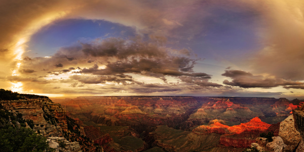 Picture no: 11048685 Grand Canyon Sundown Created by: Michael Rucker
