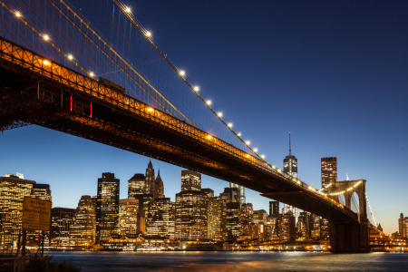 Picture no: 11053585 Brooklyn Bridge Created by: waveland