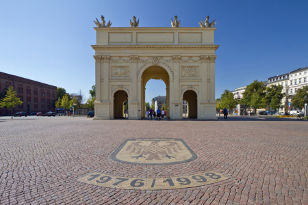 Picture no: 11074231 POTSDAM Brandenburger Tor Created by: Melanie Viola