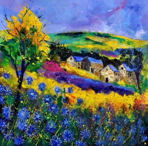 Picture no: 11106539 Ardennes summer 883101 Created by: Pol Ledent
