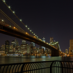 Picture no: 11119874 Brooklyn Bridge at Night 1:1 Created by: TomKli