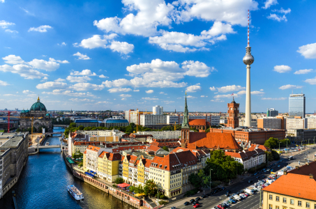 Picture no: 11128264 Berlin Skyline Created by: Mapics