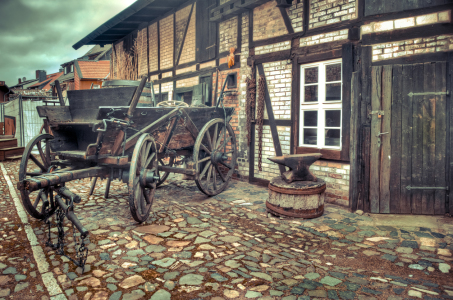 Picture no: 11135450 The Old Time Created by: Steffen Gierok