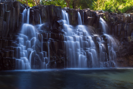 Picture no: 11137048 Rochester Falls - Mauritius Created by: TomKli