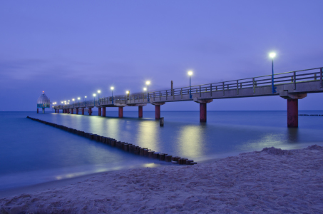 Picture no: 11148008 Seebrücke Zingst Created by: Steffen Gierok