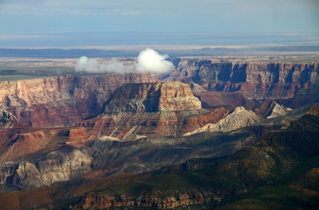 Picture no: 11165592 Grand Canyon North Rim Created by: en-joy-it