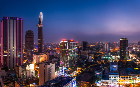 Picture no: 11171408 Vietnam - Saigon Skyline Created by: Jean Claude Castor