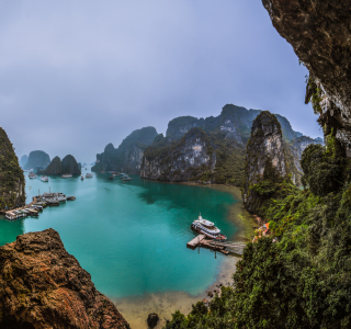 Picture no: 11173418 Vietnam - Halong Bay Panorama Created by: Jean Claude Castor