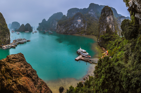 Picture no: 11173428 Vietnam - Halong Bay Panorama Created by: Jean Claude Castor