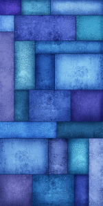 Picture no: 11175248 Patchwork in Blau Created by: Mausopardia