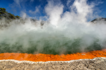 Picture no: 11182140 Champagne Pool -- Wai-O-Tapu - NZ Created by: TomKli