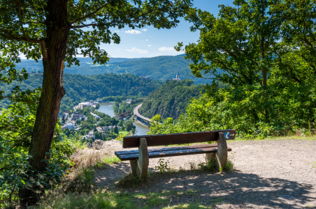 Picture no: 11185314 Ausblick auf untere Lahn Created by: Erhard Hess