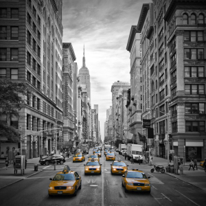 Picture no: 11187672 5th Avenue NYC Traffic II Created by: Melanie Viola