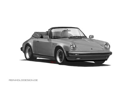 Picture no: 11191126 Porsche 911 Cabrio Created by: rdesign