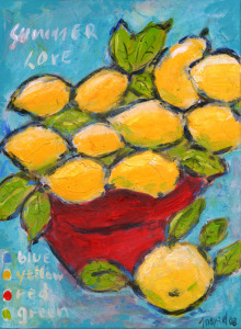 Picture no: 11199928 Lemon Summer Love Created by: Ingrid Becker