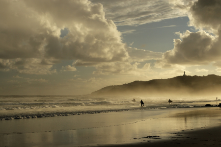 Picture no: 11203374 Strand von Byron Bay, Australien Created by: DirkR