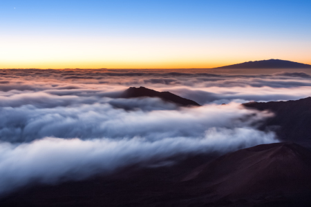 Picture no: 11203702 Haleakala Sunrise Created by: TomKli