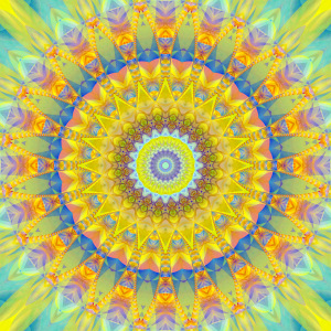 Picture no: 11229424 Mandala Sonne 2 Created by: Christine Bässler