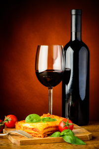 Picture no: 11232358 Lasagna und Wein Created by: Christian Draghici