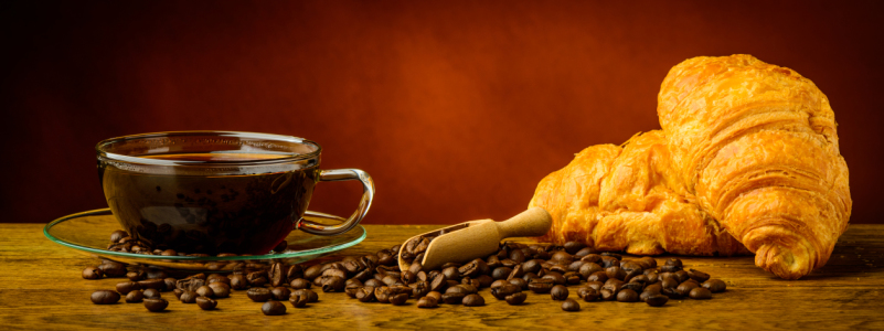 Picture no: 11237944 Kaffee und Croissant Created by: Christian Draghici