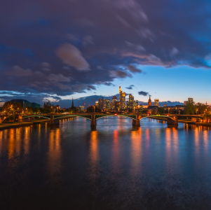 Picture no: 11238852 Frankfurt am Main - Skyline  Created by: Jean Claude Castor